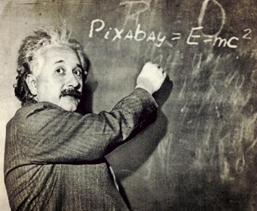 名言格言・待ち受け壁紙画像 アインシュタイン編