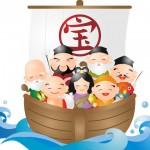 金運アップ「七福神」の言霊